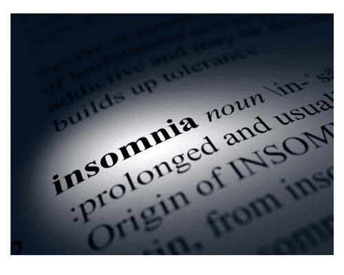 insomnia dictionary definition
