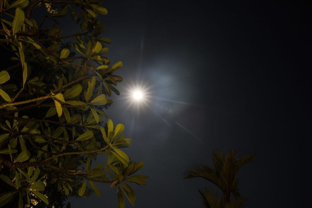 The moon and menopause symptoms