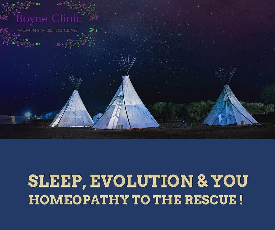Sleep, Evolution, and You